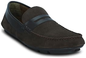 Kielz Men's Brown Loafers