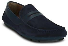 Kielz Men's Blue Loafers