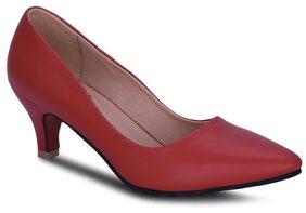 Kielz red heels