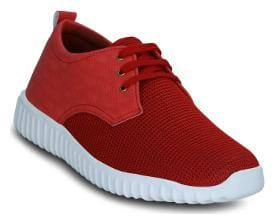 Kielz Men Red Casual Shoes
