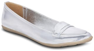 Kielz Women Silver Bellie