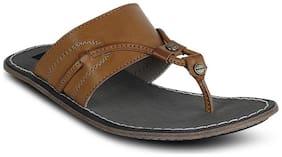 Kielz Tan Slippers