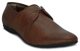 Kielz-tan-synthetic-formal/oxford Shoes