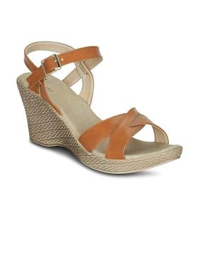 Kielz-Tan-Wedge-Sandals