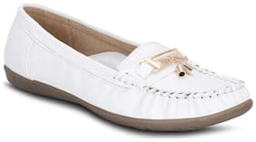 Kielz-white-synthetic-loafers
