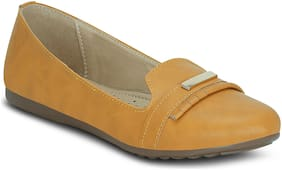 Kielz Women Yellow Bellie