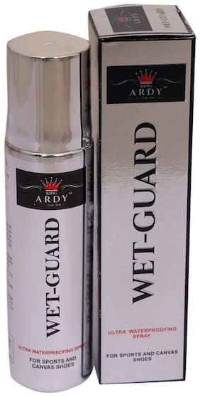 KingArdy WET-GUARD Sports And Canvas Ultra Waterproofing Spray - 135ml