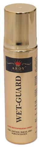 KingArdy WET-GUARD (Leather, Suede and Nubuck) Ultra Waterproofing Spray - 135ml