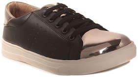 Klaur Melbourne Women Black Casual Shoes