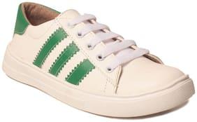 Klaur Melbourne Women Green Casual Shoes