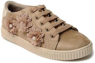 Klaur Melbourne Women Brown Sneakers