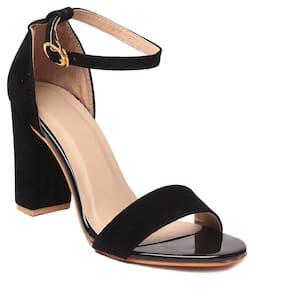 Klaur Melbourne Women Black Sandals