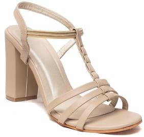 Klaur Melbourne Women White Sandals
