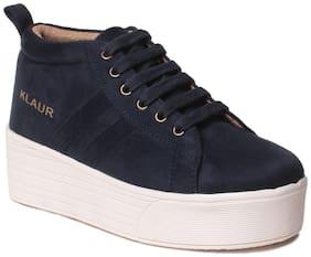 Klaur Melbourne Women Blue Casual Shoes