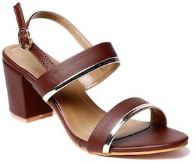 Klaur Melbourne Women Brown Sandals