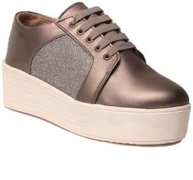 Klaur Melbourne Women Brown Casual Shoes