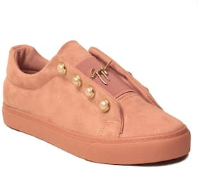 Klaur Melbourne Women Pink Casual Shoes
