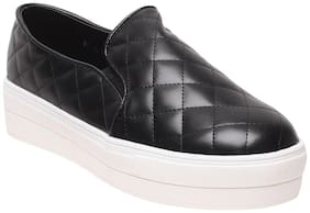 Klaur Melbourne Women Black Casual Shoes