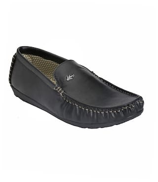 e8c14c82d2e Buy Knoos Men Black Loafer Online at Low Prices in India - Paytmmall.com