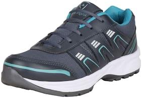 Kraasa Men Running Shoes ( Grey & Blue )