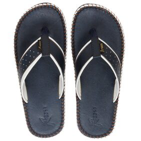 Kraasa Men Blue Flipflop