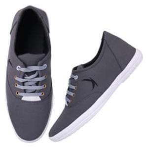 Kzaara Casual Shoes For Men ( Grey )
