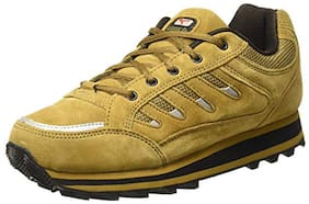 Lakhani Men 111 CML-10 Running Shoes ( Beige )