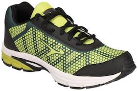 Lakhani Men Running Shoes ( Black )