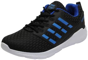 Lakhani Men Black Running Shoes