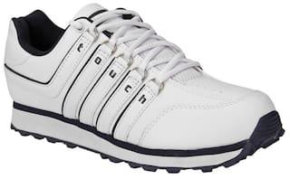 a98b89583d1e8 Lakhani Men White Running Shoes for Men - Buy Lakhani Men s Sport ...