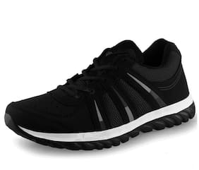 697ebf56a7b Lancer Men Black Running Shoes