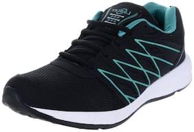 Lancer Black Green Men's Sports Running Shoes