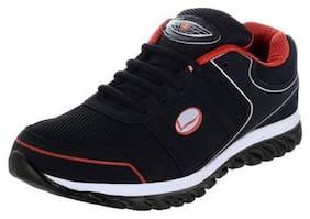 Lancer Black Red Men's Sports Running Shoes
