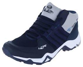Lancer Blue Grey Men's Sports Running Shoes