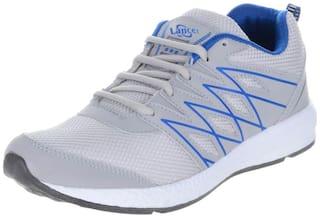 Lancer Grey Blue Men's Sports Running Shoes
