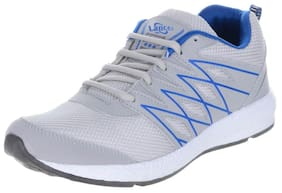 Lancer Men White Running Shoes