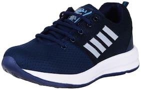 Lancer Men Blue Running Shoes - Indus-12nbl-sbl