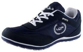 Lancer Men Navy Blue Running Shoes