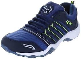 Lancer Men's Navy Running Shoes