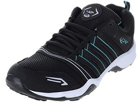 Lancer Men Green Running Shoes - Track-1blk-cgrn