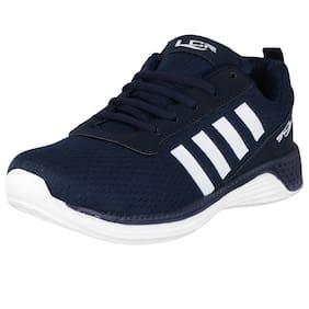 on sale c2c2b f90dc Lancer Men Navy Blue Running Shoes