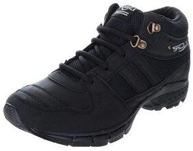 Lancer Men Black Running Shoes - Hydra-38blk