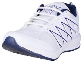 Lancer Men Running Shoes ( White )