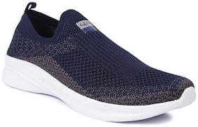 Lancer Men Sports Walking Shoes Walking Shoes ( Navy Blue )