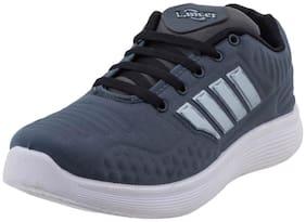 Lancer Men AIR-1GRY-BLK Running Shoes ( Grey )