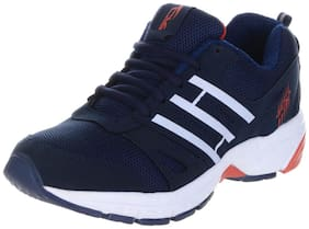 Lancer Navy Red Men's Sports Running Shoes