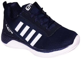 Lancer Men Navy Blue Running Shoes