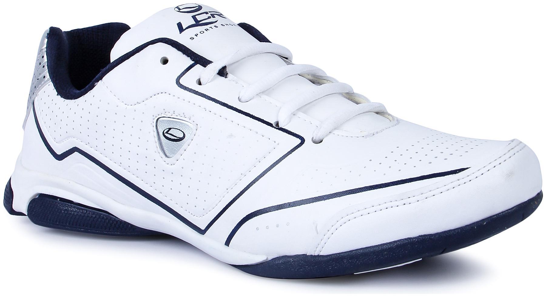 Lancer Men Running Shoes ( White ) for