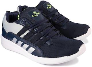 Lancer Men ACTIVE-7NBL-PGN Running Shoes ( Navy Blue )