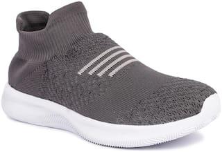Lancer Men DRAGON-08DGR-LGR Running Shoes ( Grey )